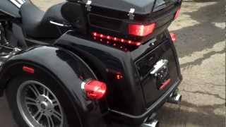 9. 2009 Harley Davidson FLHTCUTG Ultra Classic Trike
