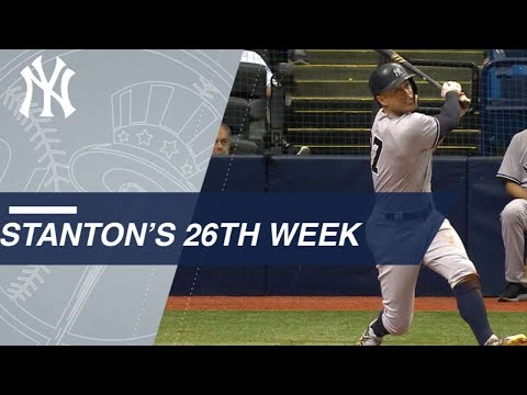 Video: Stanton's top moments of the week