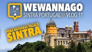 SUBSCRIBE TO WEWANNAGO TV: http://bit.ly/1FxiVp2 INSTAGRAM: https://www.instagram.com/wewannago.tv/TWITTER: https://twitter.com/chris_welzelWe Wanna Go around the world! In vlog #11, we visit Lisbon's neighbouring area called Sintra. This playground for Portugal's former noblemen and wealthy looks like a fairy tale. The area is hilly, lush and feels like it belongs next to a German King Ludwig castle.We arrived a bit late in the day and only had a chance to see one castle. We chose the Pena National Palace (Portuguese: Palácio Nacional da Pena) because it stands out from the rest in grandeur, colour and style.If you visit Lisbon, take a day or two and see all of Sintra. You'll find mystic gardens, hidden passages and all the castles you can handle.Thanks for watching WeWannaGo TV,Christiaan & Kseniya Welzelhttp://www.wewannago.tvFilmed with a GoPro Hero4, Feiyu G4 gimbal and sony rx10 II