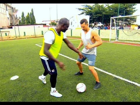 Ghana Soccer Star John Mensah