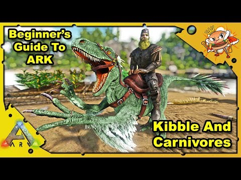 How to Get Started in ARK - A Beginners Guide - How To Make Kibble - Ark: Survival Evolved [S4E7]