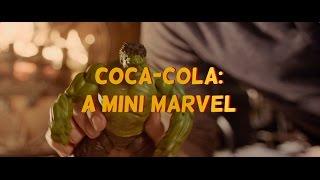 Video Interactive Video | Coca-Cola: A Mini Marvel (Hulk vs. Ant-Man) MP3, 3GP, MP4, WEBM, AVI, FLV Juni 2017