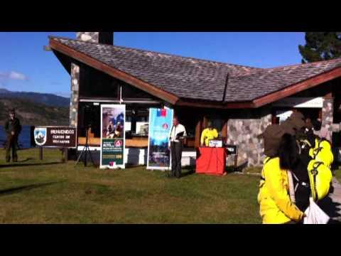 Ceremonia Inuaguracion Sistema Monitoreo Torres del Paine