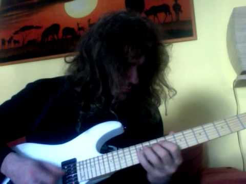 Roberto Vanni: 16th notes Triplet A Minor Sequence with Alternate Picking