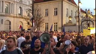 """Krótki komunikat """"będziesz siedział"""" Andrzej Duda"""