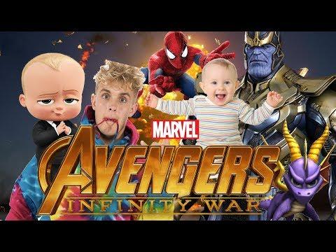 Forknite : Infinity War (видео)