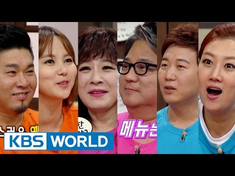 Happy Together - [Summer Special] Jang Yoonjeong, Do Gyeongwan, Kim Jiwoo & more! (2015.08.06)