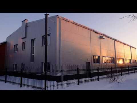 """Строительство производственного здания для """"Грейс-Инжиниринг"""" 2018г. Сумы"""