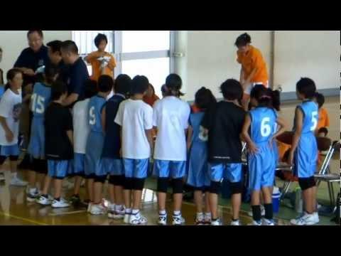 20121008 スカイブルー パナホームカップ予選リーグ 新津小