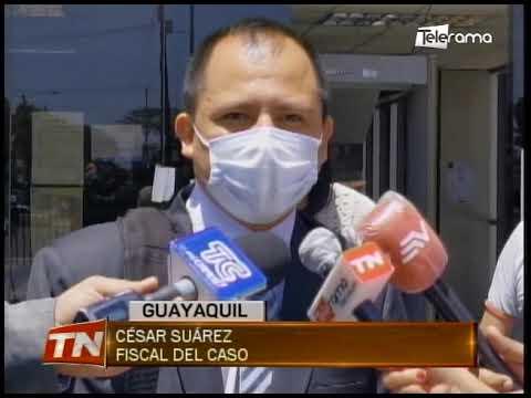 Tercer proceso en contra del ex gerente del hospital Teodoro Maldonado Carbo