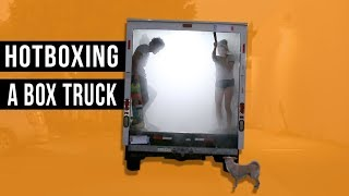 HOTBOXING A UHAUL!!!! by HighRise TV