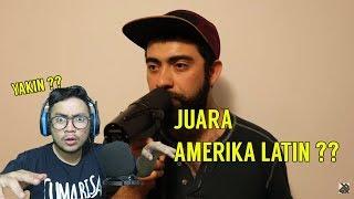 Video WOW INI JUARA BEATBOX AMERIKA LATIN ?? YAKIN ? | SansReaction MP3, 3GP, MP4, WEBM, AVI, FLV Mei 2019