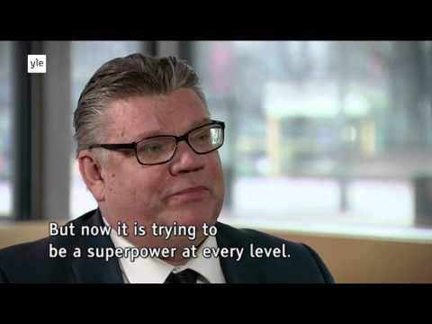 Timo Soini on the EU tekijä: Yle Areena
