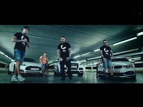 Farkasok (Mr.Busta X AK26) - #‎apénzembeestélbele‬ | OFFICIAL MUSIC VIDEO |