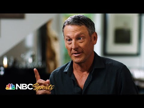 Lance Armstrong: Next Stage (FULL INTERVIEW) | NBC Sports