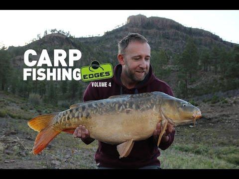 ***CARP FISHING TV*** DVD Carp Fishing Edges Vol. 4  FULL 3.5hrs Including Subtitles! (видео)