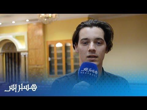 العرب اليوم - شاهد: شاب كندي يشرح كيف اعتنق الإسلام في مسجد نور الإسلام