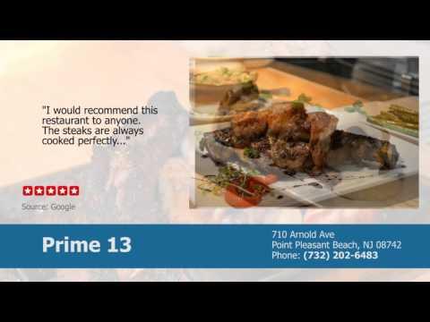 Prime 13 Steakhouse - Reviews - Restaurant Reviews in Point Pleasant NJ