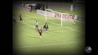 Uéslei, Gil Baiano e Chiquinho marcaram na Fonte Nova no jogo de ida da decisão do Nordestão de 97.