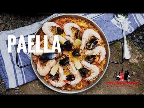 Paella | Everyday Gourmet S7 E89