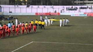 Nepal vs Malaysia Football match highlights Bangabondhu Gold Cup 2016