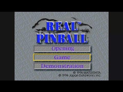 Real Pinball 3DO