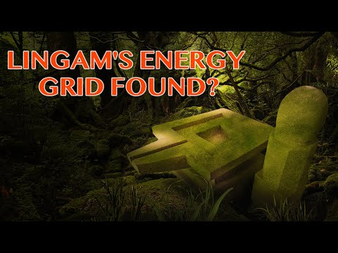 108 SECRET LINGAMS Hidden in Angkor Wat? Ancient Energy Machines Revealed
