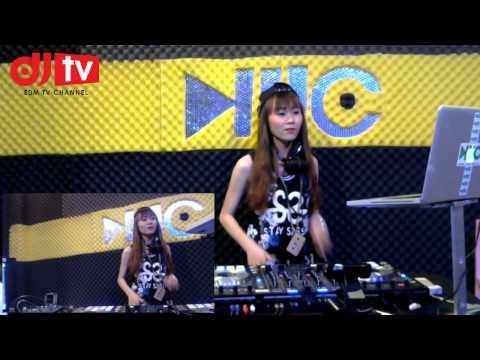 DJTV.VN - DJ Mon feat DJ Nguyễn Nhạc & MC Njay - CCTalk room 609