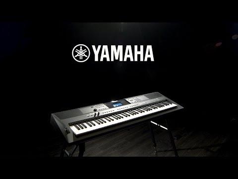 Yamaha psr-ew410 – clavier Portable, Couleur Noir