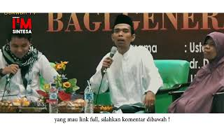 Download lagu Kenapa Syiah Mengagungkan Husen Ustad Abdul Somad Lc Ma Mp3