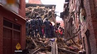 Nepal declares state of emergency after killer quake