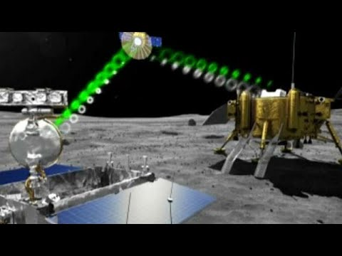 Κίνα: Δορυφόρος αποκαλύπτει την κρυφή πλευρά της σελήνης…