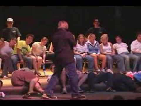 Comedy Hypnosis Show - C.J. Johnson
