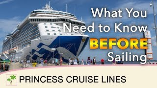 Video What You Need to Know BEFORE Sailing with Princess Cruises in 2018 MP3, 3GP, MP4, WEBM, AVI, FLV Juli 2019