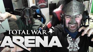 Video AJ & OJ Play Total War: Arena! MP3, 3GP, MP4, WEBM, AVI, FLV September 2018