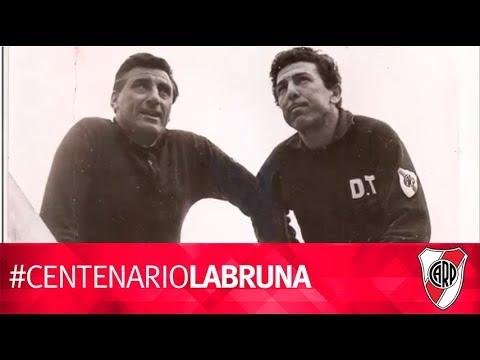 Centenario de Ángel Labruna