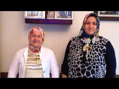Fatma TOKSOY - Bel Fıtığı Hastası - Prof. Dr. Orhan Şen