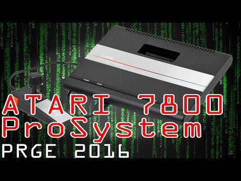 PRGE 2016 - Atari 7800 ProSystem - Portland Retro Gaming Expo