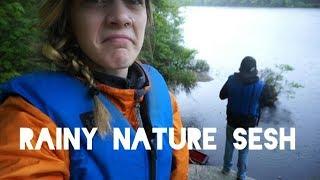 The Cove  Rainy Day Nature Sesh by Jenny Wakeandbake