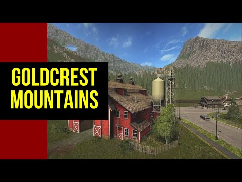 Goldcrest Mountains v3.0