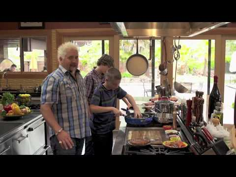 Guy Fieri Nacho Cheese Chicken Sausage Recipe Guy Fieri
