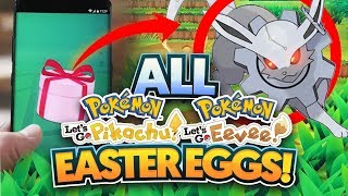Pokemon Let's Go, Pikachu! and Let's Go, Eevee! Trailer: Easter Eggs, Things Missed and Breakdown