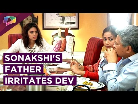 Dev Comes To Stay At Sonakshi's House | Kuch Rang