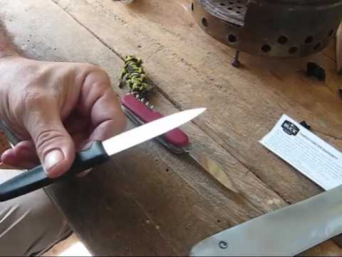 Victorinox Paring Knife Review A Great Kitchen Tool A BlindOwl Outdoors Bushcraft Urban Survival Pro