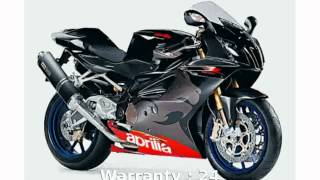 5. 2004 Aprilia RSV 1000 R Base - Features