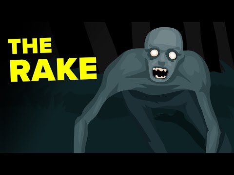 You vs The Rake - Could You Survive and Defeat This Creepypasta Horror Monster