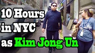 Video 10 Hours of Walking in NYC as Kim Jong Un MP3, 3GP, MP4, WEBM, AVI, FLV Agustus 2018