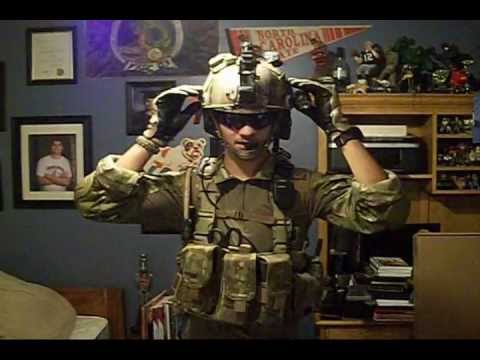 Airsoft SF Multicam loadout reviewAirsoft Loadout Multicam