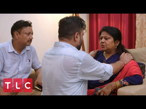 Sumit Begs His Parents to Accept Jenny | 90 Day Fiancé: The Other Way
