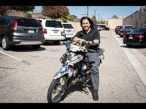 Chàng trai Việt đi vòng quanh thế giới bằng xe gắn máy - Thời lượng: 12:01.